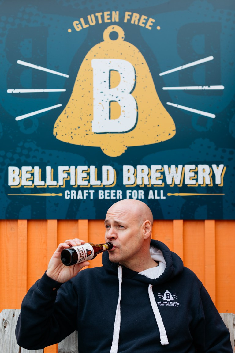 Bellfield Brewery-Edinburgh-Scotland