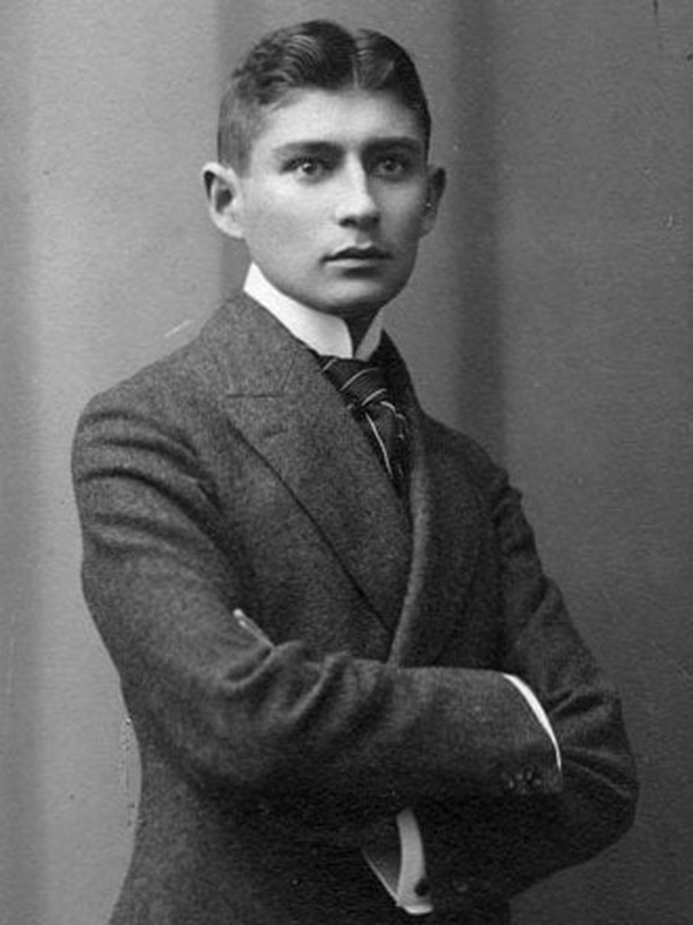 Kafka young man