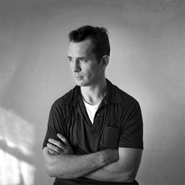 Jack Kerouac, famed beat poet and author