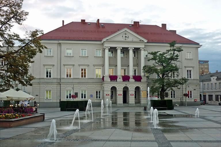 Kielce-Rathaus