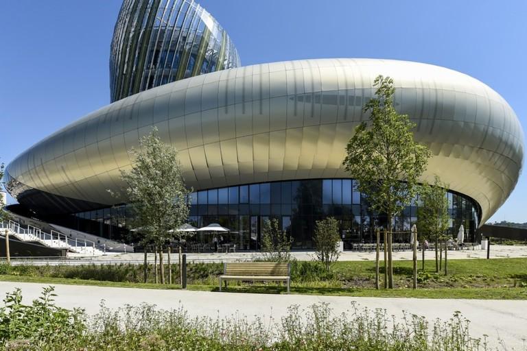La Cité du Vin | © Anaka / La Cité du Vin / XTU architects