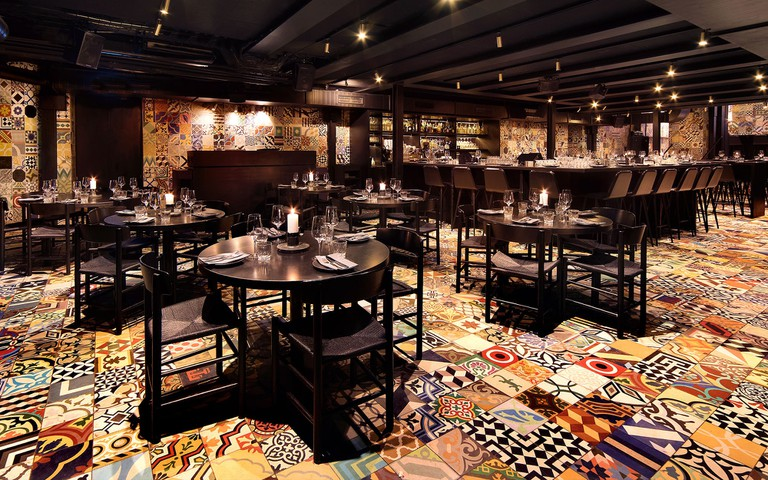 Llama restaurant Latin american cuisine copenhagen