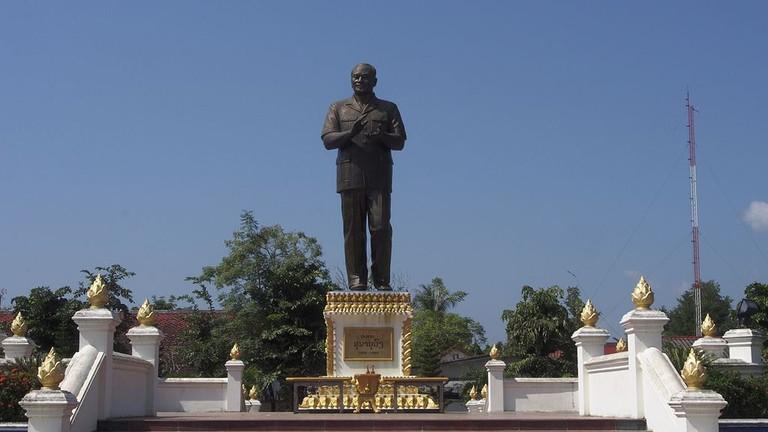 Prince Souphanouvong, Luang Prabang