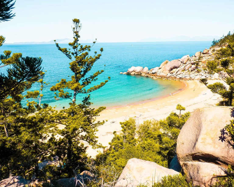 Just one of Magnetic Island's beautiful bays