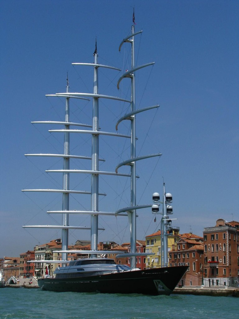 The Maltese Falcon in Venice | © Public domain / WikiCommons