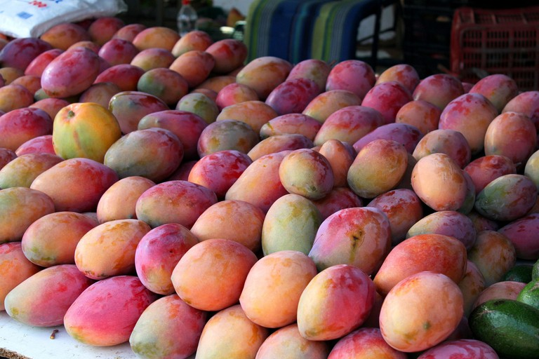 Mangos | © Public Domain/Flickr