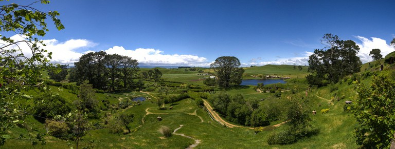 Matamata IS Hobbiton and vice versa