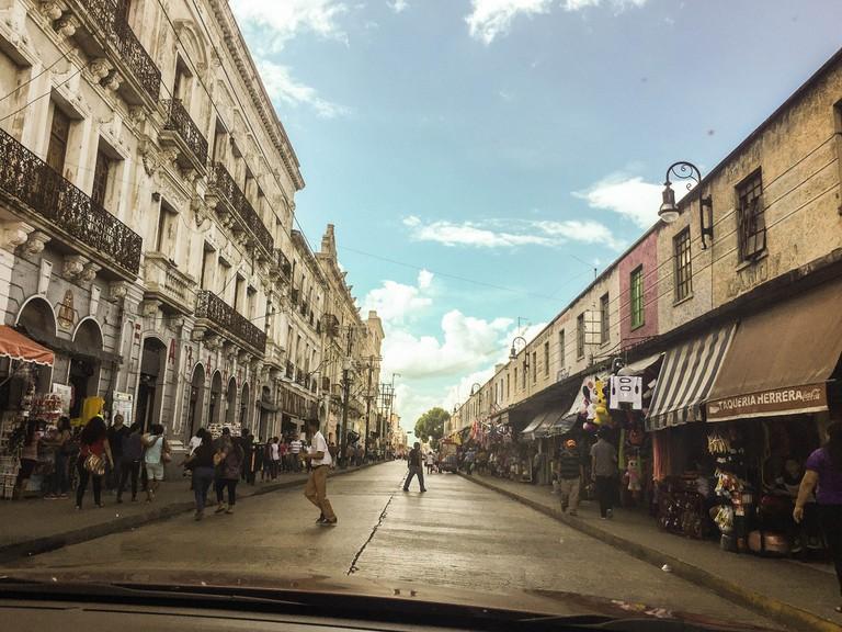 Streets of Mérida