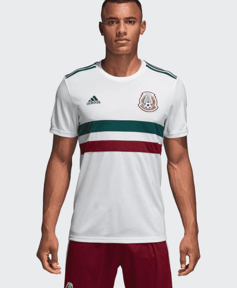 Mexico 2018 away kit