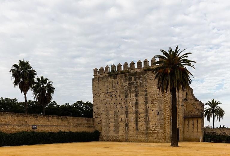 Muro del Alcázar