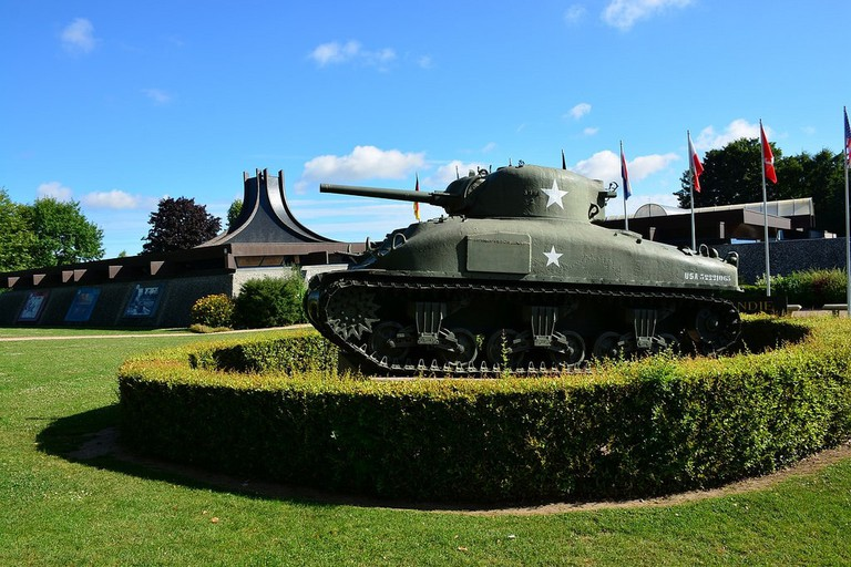 museum battle of normandy