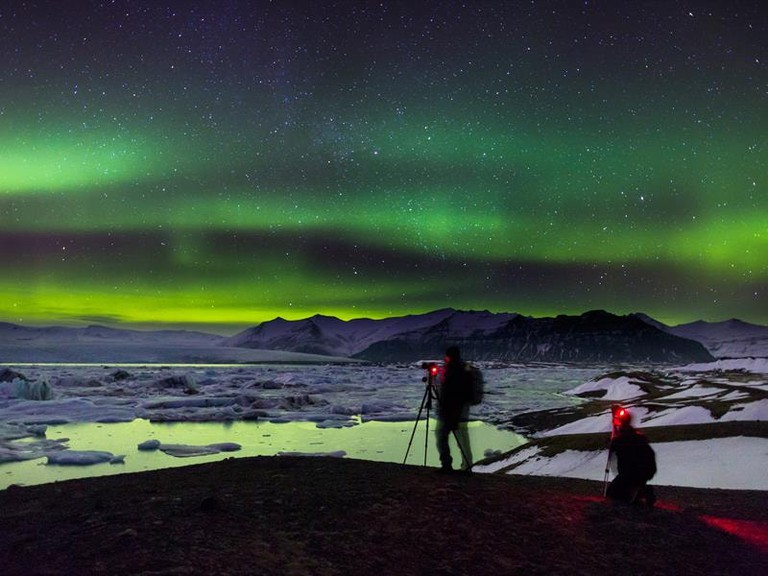 Iceland offers stunning travel experiences like the Northern Lights