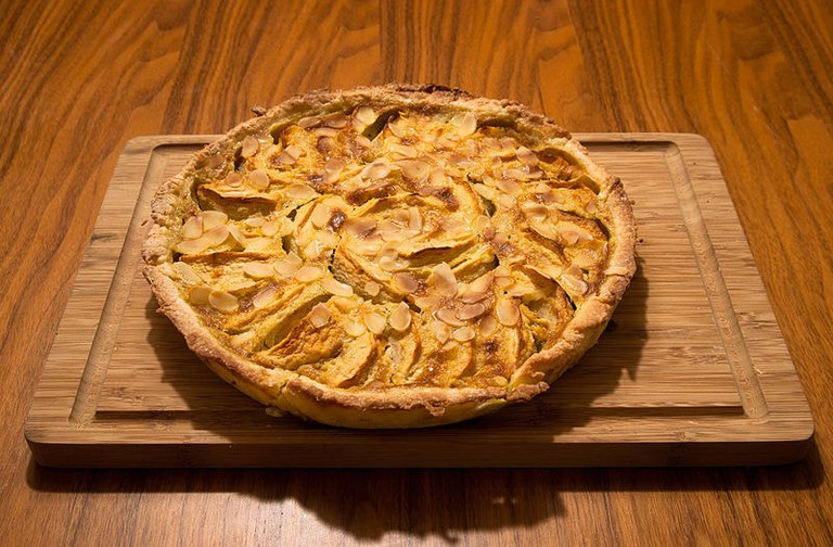 You'll find apples in many of Normandy's desserts