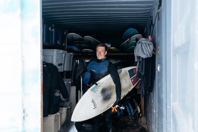 Rockaway, Queens, New York, surfing