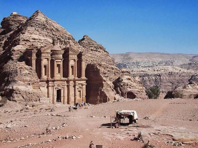 Petra_Monastery_Jordan