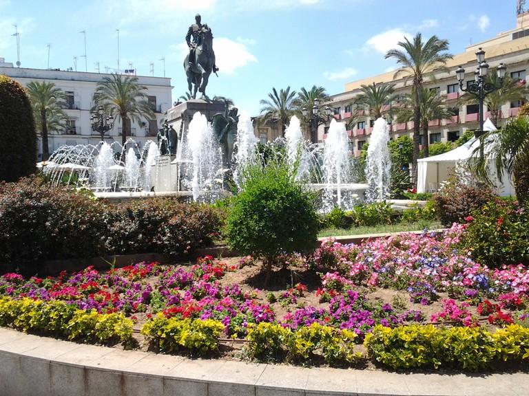 Plaza del Arenal, Jerez