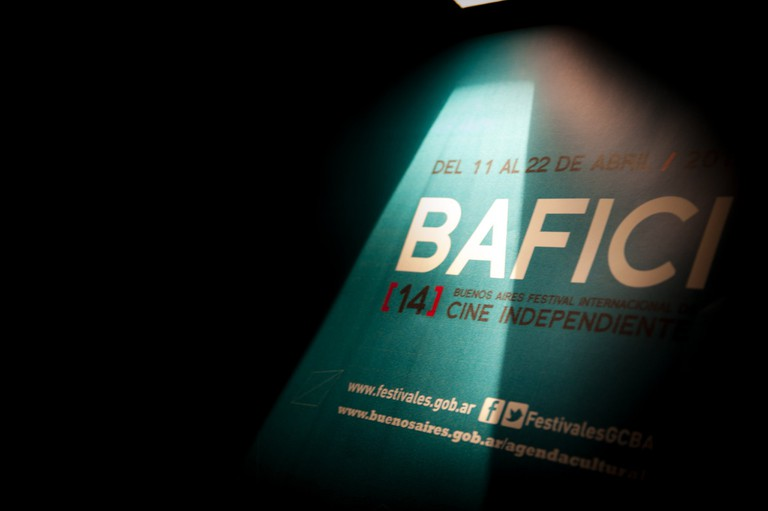 BAFICI, one of the biggest festivals in Buenos Aires in autumn