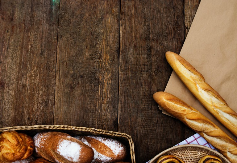 The baguette is not really of French origin | © rawpixel / Unsplash