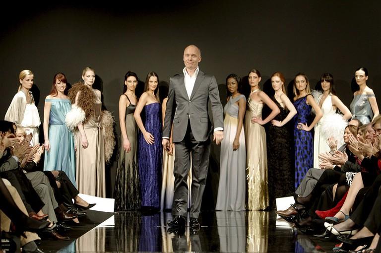 Dutch Fashion Designer Mart Visser  