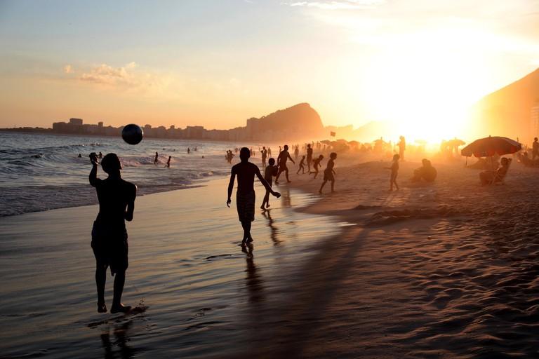 Typical Rio fun