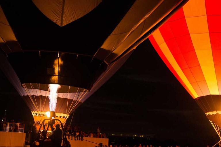 Riverfest Balloon Glow in Tampa
