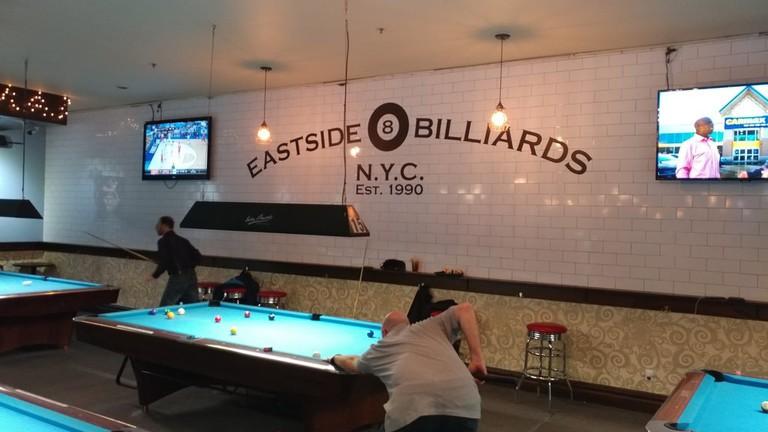 Eastside Billiards and Bar
