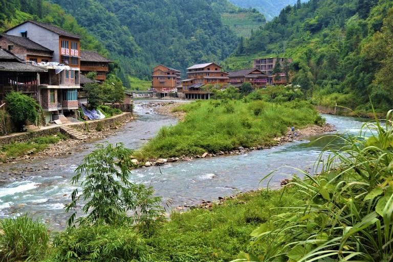 Yao Village, Guangxi