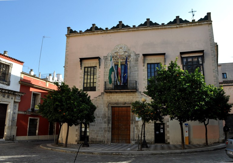 The Andlausian Centre of Flamenco in Jerez