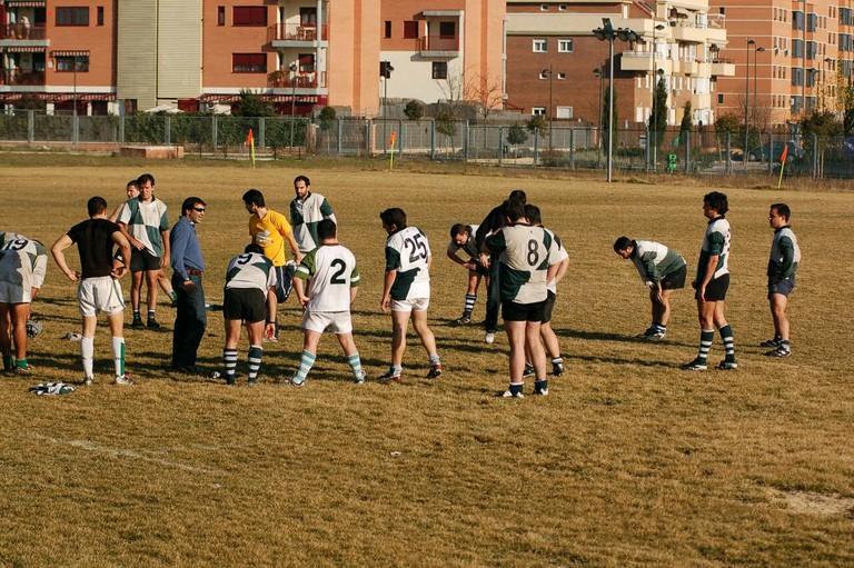 Masculino // Tres Cantos - San Isidro // 13/01/2006