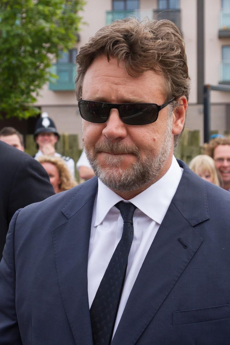 Kiwi-born Crowe