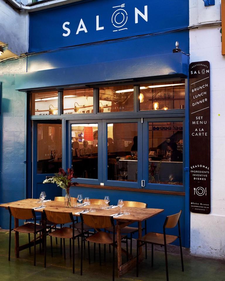 Salon Brixton