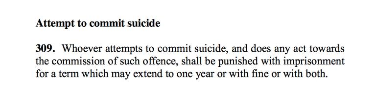 Malaysia Penal Code 309