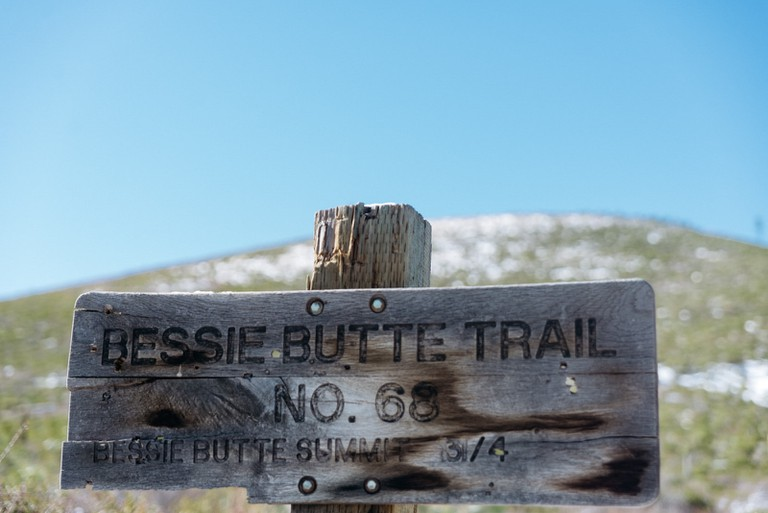 Bessie Bute-Oregon-USA