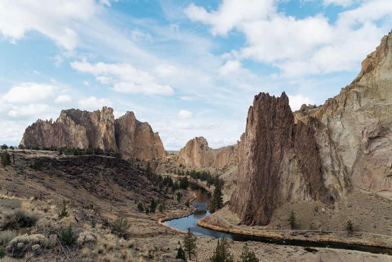 Smith Rock-Oregon-USA