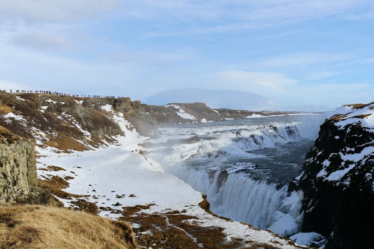 Gullfoss-Iceland Golden Circle Tour-Iceland