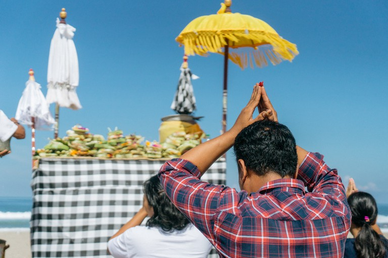The day after Nyepi, often referred to as Ngembak Geni, is celebrated in various ways.