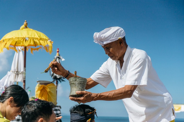 This year is doubly special because the celebration of Nyepi coincides with Saraswati Day.