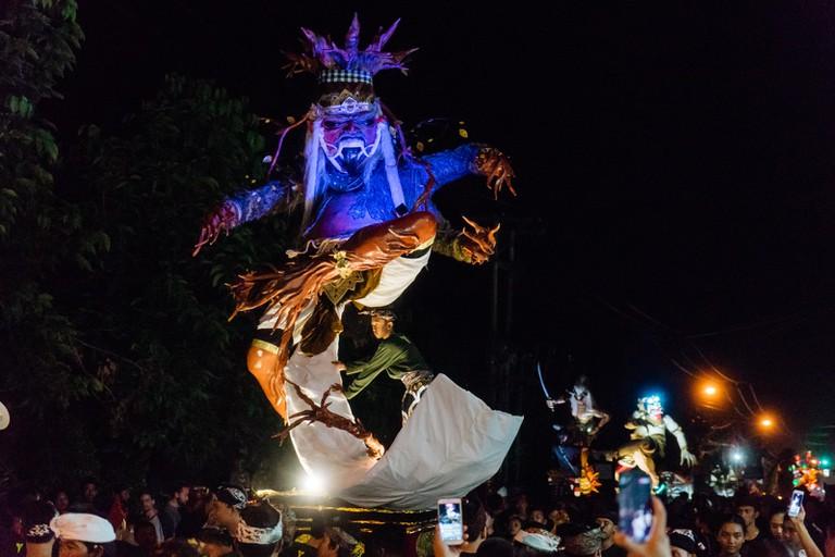 Nyepi Festival-Bali-Indonesia