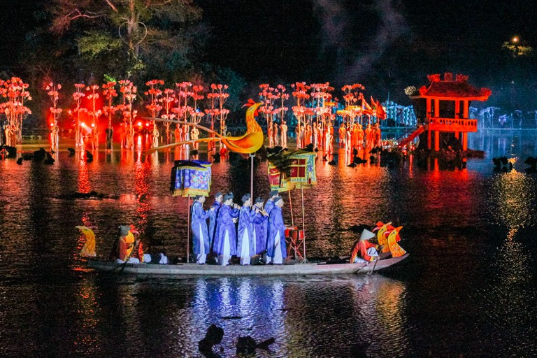 ECHOES FROM PERFUME RIVER-HUE FESTIVAL-HUE-VIETNAM