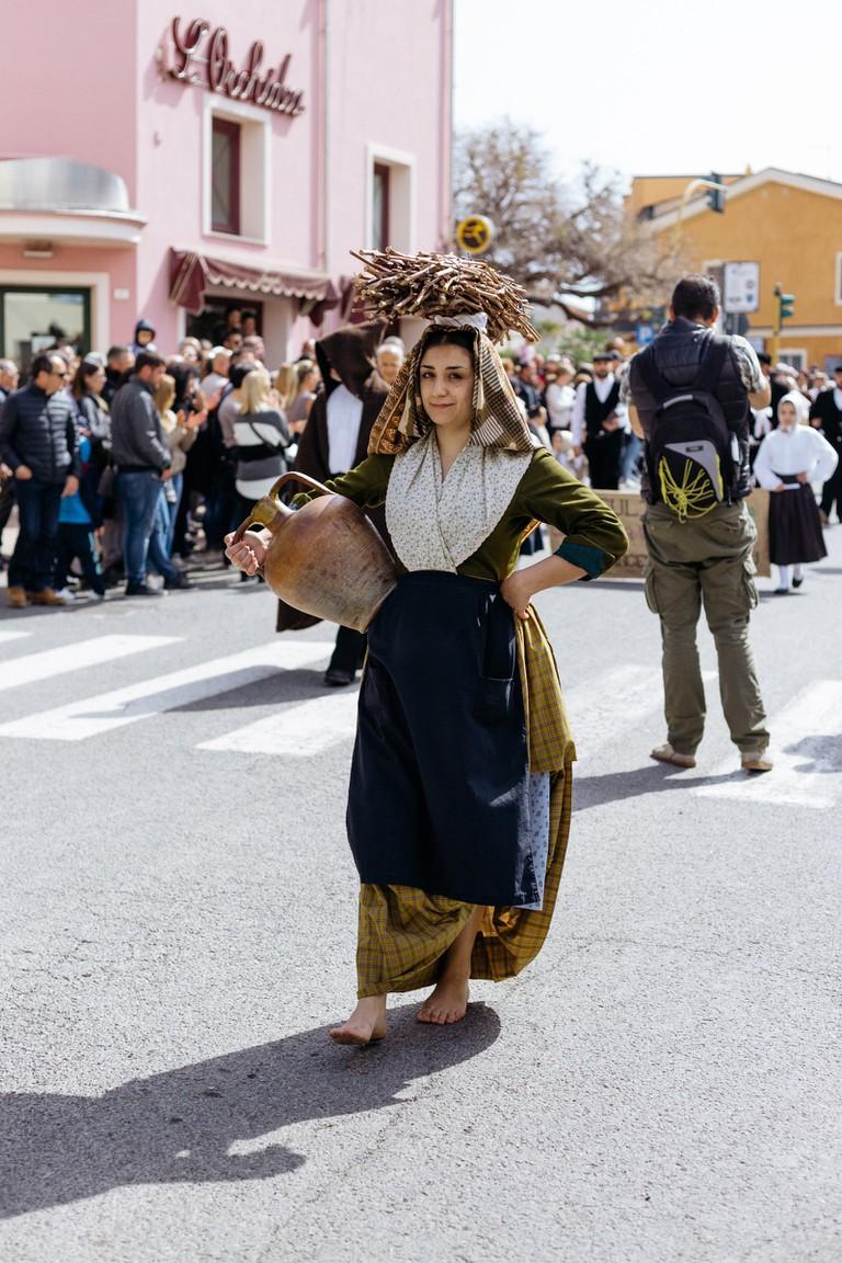 ORANGES FESTIVAL-MURAVERA-SARDINIA