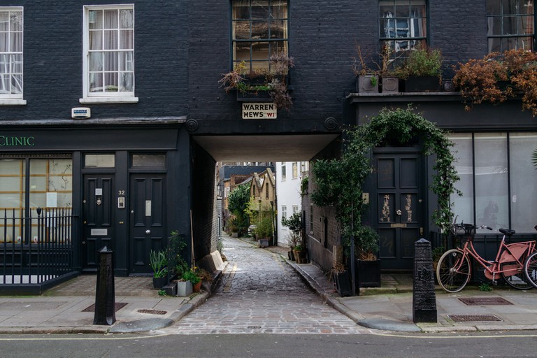 10 Of The Most Beautiful Mews Streets In London