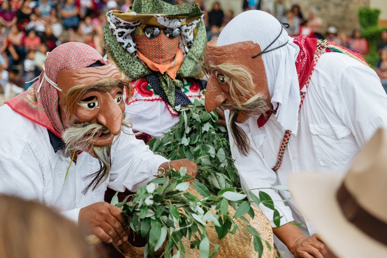 Carnival of the Ancestors-Mexico