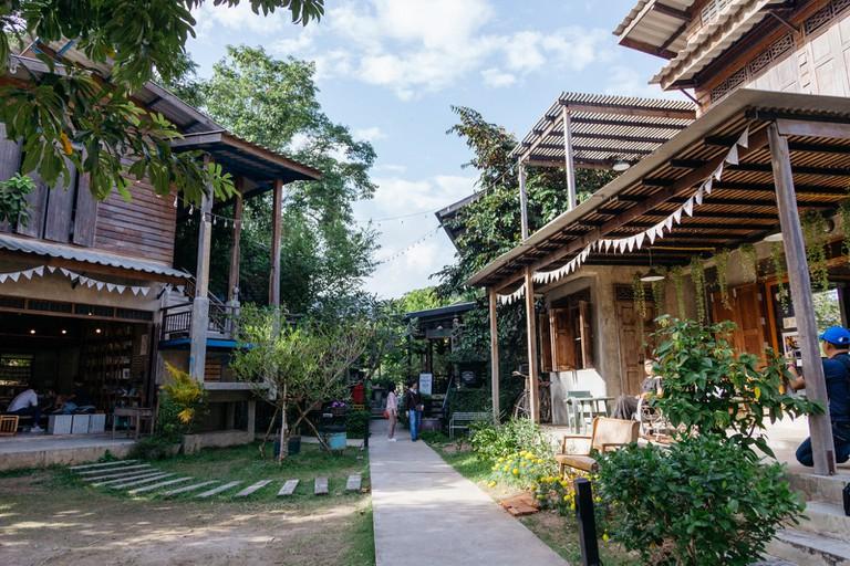 Baan Kang Wat, Chiang Mai, Thailand