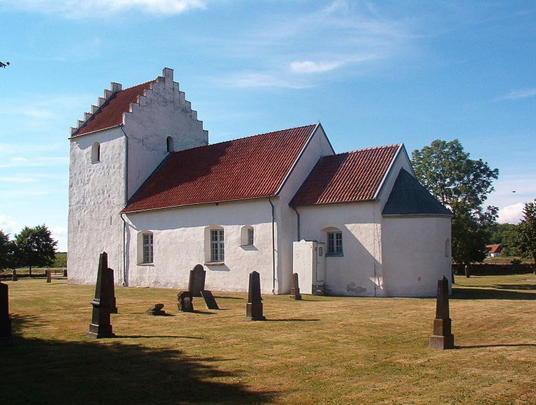 Södra_Åsum_Old_Church