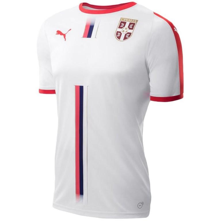 Serbia 2018 away shirt