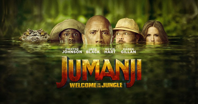 Jumanji: Welcome to the Jungle | © Columbia Pictures