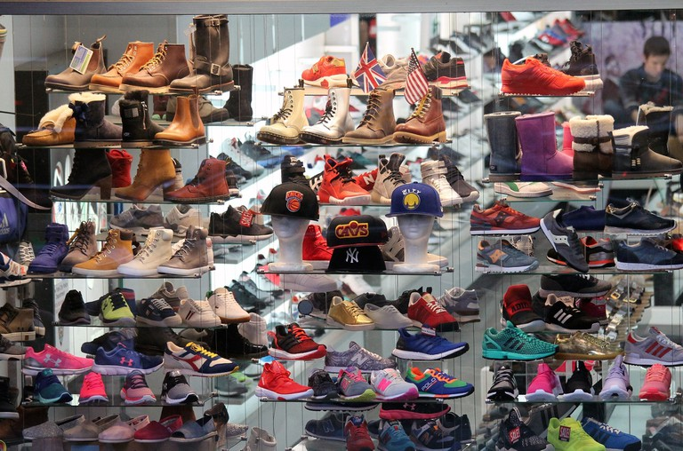 Ronda is home to some great shoe shops