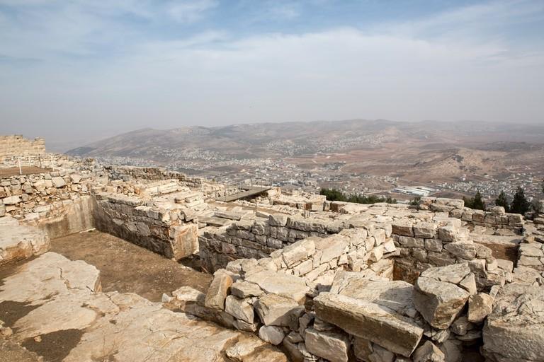 Mount Griezim ruins, Israel | © Yevgenia Gorbulsky/Shutterstock