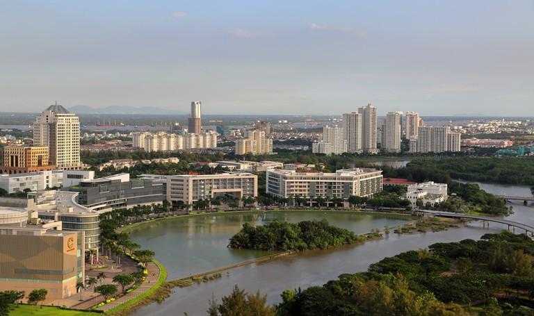 Ho Chi Minh City, Vietnam   © luc chi can/Shutterstock