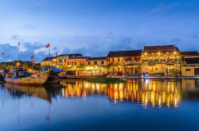 Hoi An's romantic Old Town, Vietnam